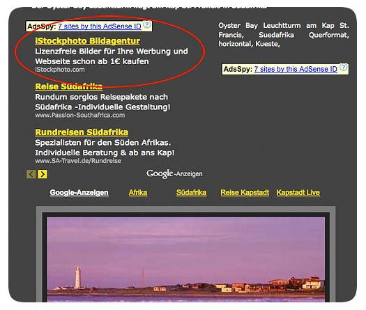 GoogleAddSense