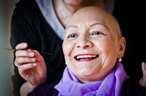 Auftrag: Kosmetik für Krebs-Patientinnen